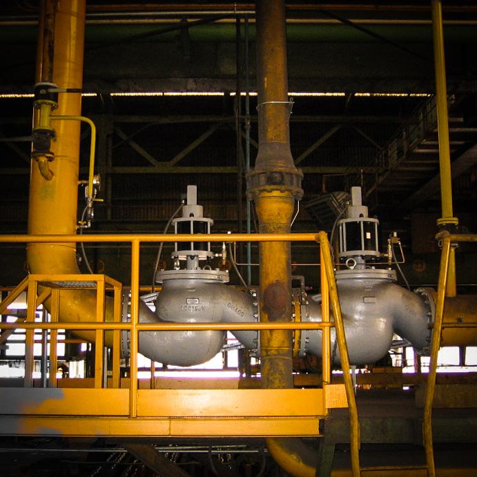 Rampe di alimentazione bruciatori - Rampe di alimentazione motori e turbine a gas per cogenerazione.