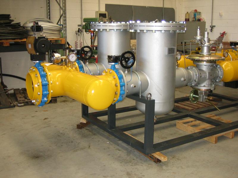 Rampe di regolazione per impieghi specifici e gas particolari-2