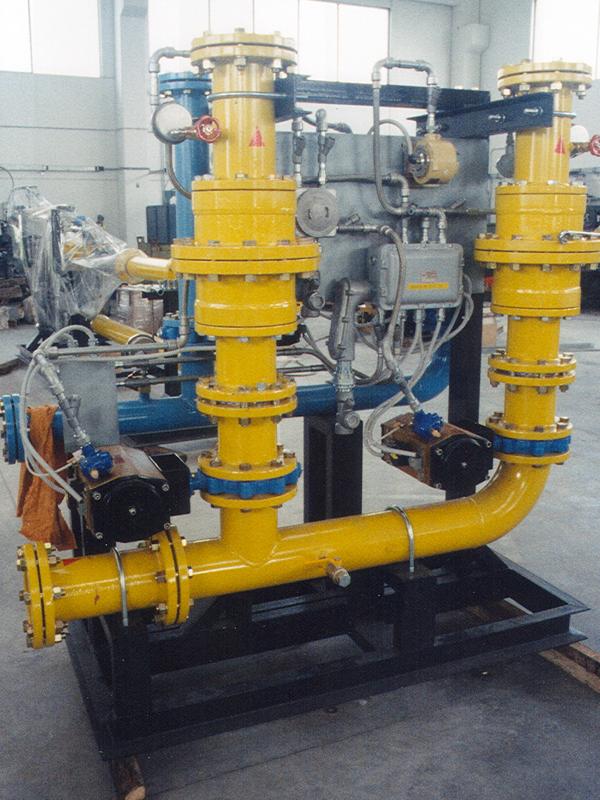 Rampe di regolazione per impieghi specifici e gas particolari-4