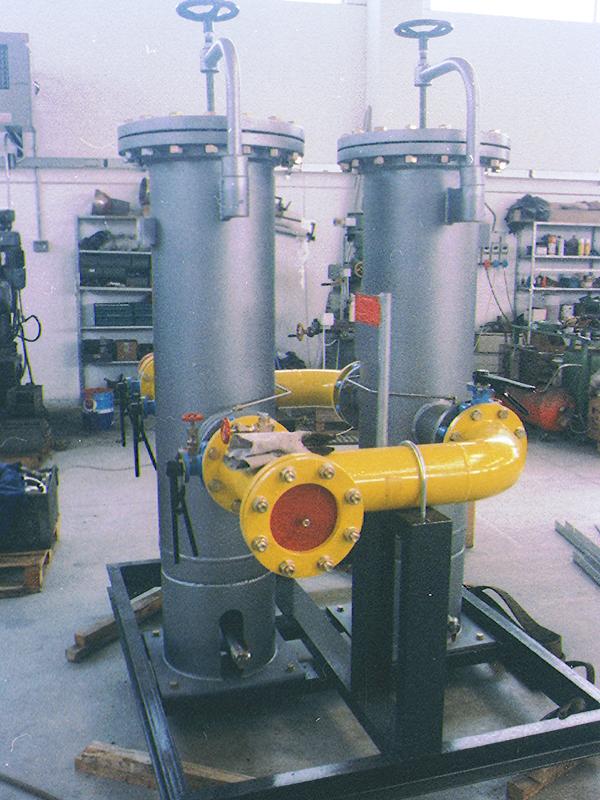 Rampe di regolazione per impieghi specifici e gas particolari-7