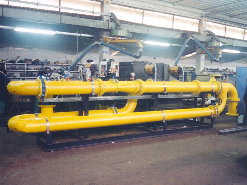 Rampe di regolazione per impieghi specifici e gas particolari-8