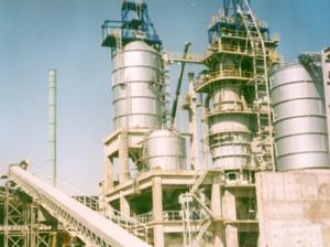 Impianti produzione calce e cemento